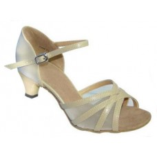 ABBEY BEIGE 1.5 LOW HEEL