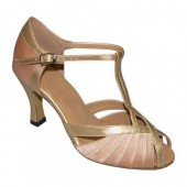 CATALINA TAUPE - 2.5 INCH HEEL