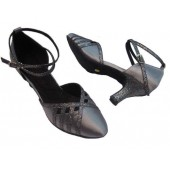 GABRIELE GREY - 2.5 INCH HEEL RESIN SOLE