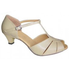 LILLIAN BLUSH - 1.5 INCH HEEL