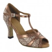 MONTANA BRONZE WAVE - 1.5 LOW HEEL
