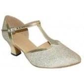 RENATA GOLD 1.5 LOW HEEL
